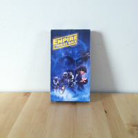 Star Wars: The Empire Strikes Back {1992} Sealed VHS Tape