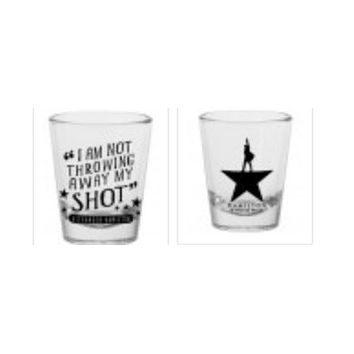 Hamilton Shot Glass