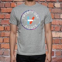 Twenty One Pilots galaxy  T-shirt for unisex adult