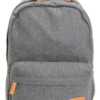 Vans Deana Grey Wool Backpack