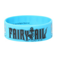 Fairy Tail Happy Rubber Bracelet