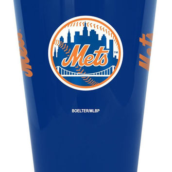 New York Mets 20 oz Insulated Plastic Pint Glass