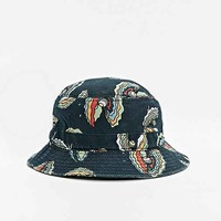 Barney Cools Murray Oyster Bucket Hat- Navy One
