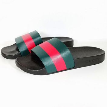 Gucci Casual Fashion Women Sandal Slipper Shoes9