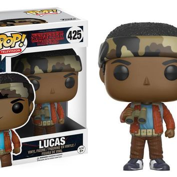 Funko POP! TV: Stranger Things - Lucas