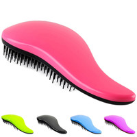Women's Fashion Magic Detangling Handle Tangle Shower Hair Brush Comb Salon Styling Tamer Tool