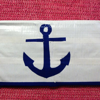 Anchor Duct Tape Wallet