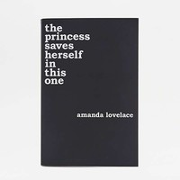 the princess saves herself in this one By Amanda Lovelace | Urban Outfitters