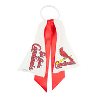 St. Louis Cardinals MLB Ponytail Holder