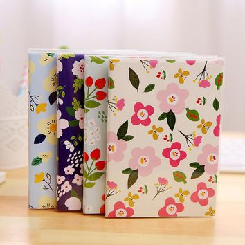 Fresh Fruit Colored Page Schedule Planner Notebook Diary Notepad Promotional Gift Stationery
