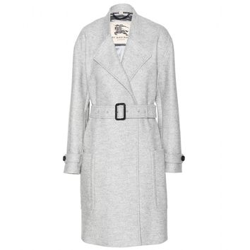 burberry london - heronsby wool coat