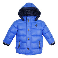 Mayoral Baby Boys' Hooded Puffer Coat