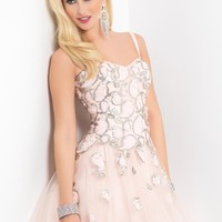 Homecoming dresses by Blush Prom Homecoming Style 9400