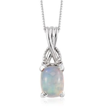 Ethiopian Welo Opal Necklace