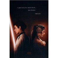 STAR WARS EPISODE II POSTER Attack of the Clones 2-1218