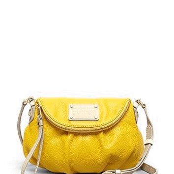 Marc by Marc Jacobs Classic Q Mini Colorblock Natasha Crossbody