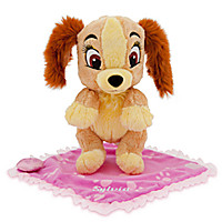 Disney's Babies Lady Plush Doll and Personalizable Blanket | Disney Store