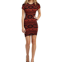 Torn - Jane Tribal Knit Dress