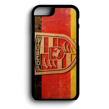 Porsche German Logo iPhone 6 and iPhone 6s Case