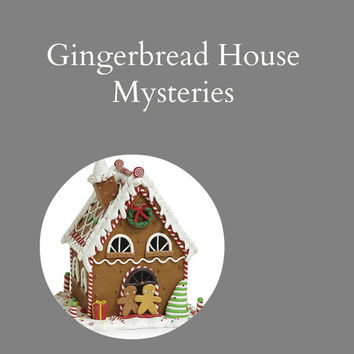 Gingerbread House Mysteries (1): The Trial of B.B. Wolf