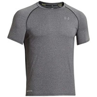 Under Armour Heatgear Flyweight Run Shortsleeve T - Men's