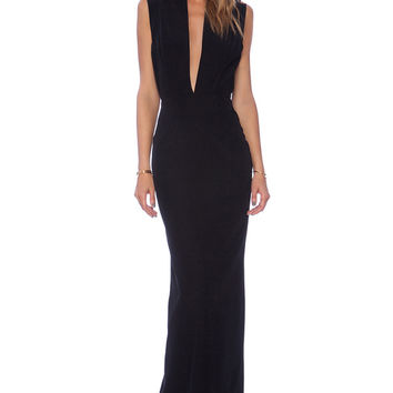 Solace London Linder Maxi Dress