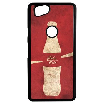 Fallout 4 Inspired Nuka Cola Google Pixel 2 Case