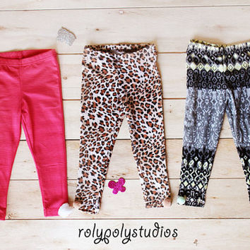 Baby Leggings, Leggings for Toddlers, Toddler Clothes, Baby Clothes, Pants, Toddler Pants, Infant Accessories, Baby Fashion Clothes