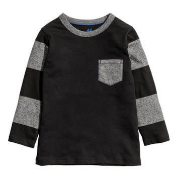 Jersey Shirt - from H&M