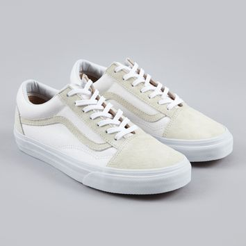 Vans Old Skool Reissue CA - True White