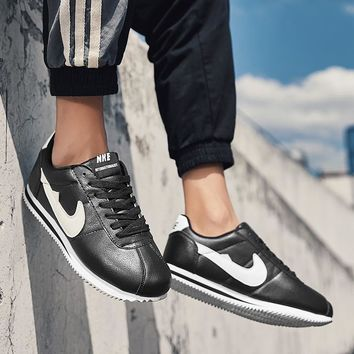 Professional Classic Cortez Running Shoes Leather Authentic Men And Women React Athletic Lightweight Runners Sneakers