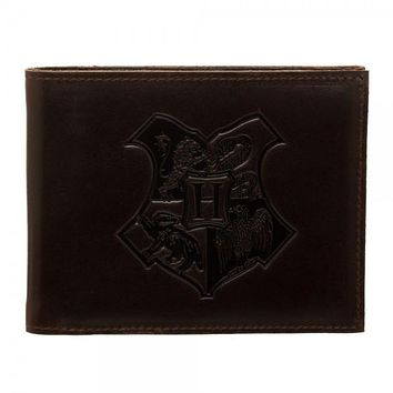 MPW Harry Potter Leather Bi-Fold Wallet