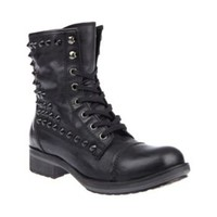 Steve Madden - LADILUCK BLACK LEATHER