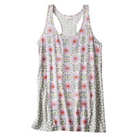 Mossimo Supply Co. Junior's Printed Tank - Assorted Colors
