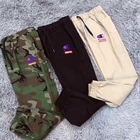 champion x Supreme Women Men leggings Movement trousers