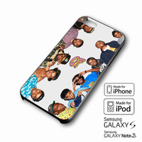 Odd Future iPhone case 4/4s, 5S, 5C, 6, 6 +, Samsung Galaxy case S3, S4, S5, Galaxy Note Case 2,3,4, iPod Touch case 4th, 5th, HTC One Case M7/M8
