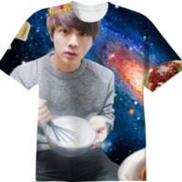 kim seokjin ulzzang male of the pasta galaxy created by   Print All Over Me