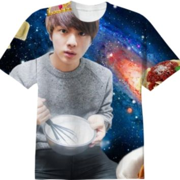 kim seokjin ulzzang male of the pasta galaxy created by | Print All Over Me