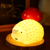 Hedgehog LED Lamp
