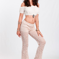 Sayulita Flared Pants