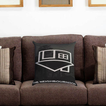 The Neighbourhood Pillow Cover , Custom Zippered Pillow Case One Side Two Sides