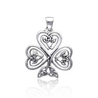 Bling Jewelry Lucky Love Pendant