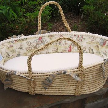 Campbell Moses Basket