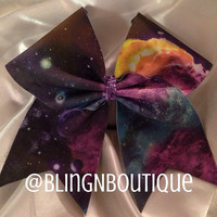 Odyssey - Planet Cheer Bow