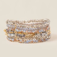 Lisbeth Stretch Bracelet Set