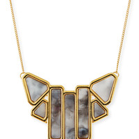 Art Deco Pendant Necklace - Jules Smith