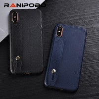 Luxury Leather Phone Case For IPhone X 10