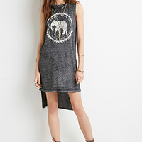 Where There Is Love T-Shirt Dress