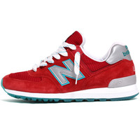 US574CPA 'Connoisseur East Coast Summer' Sneakers Red / Silver / Blue Ashes