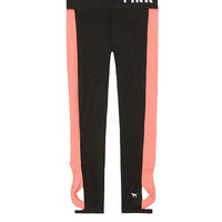 Ballet Ankle-Wrap Legging - PINK - Victoria's Secret